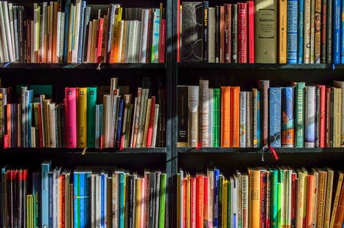 How To Organize Your Book Collection Your Way